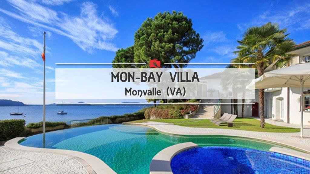 Mon-Bay Villa: la finestra sul lago