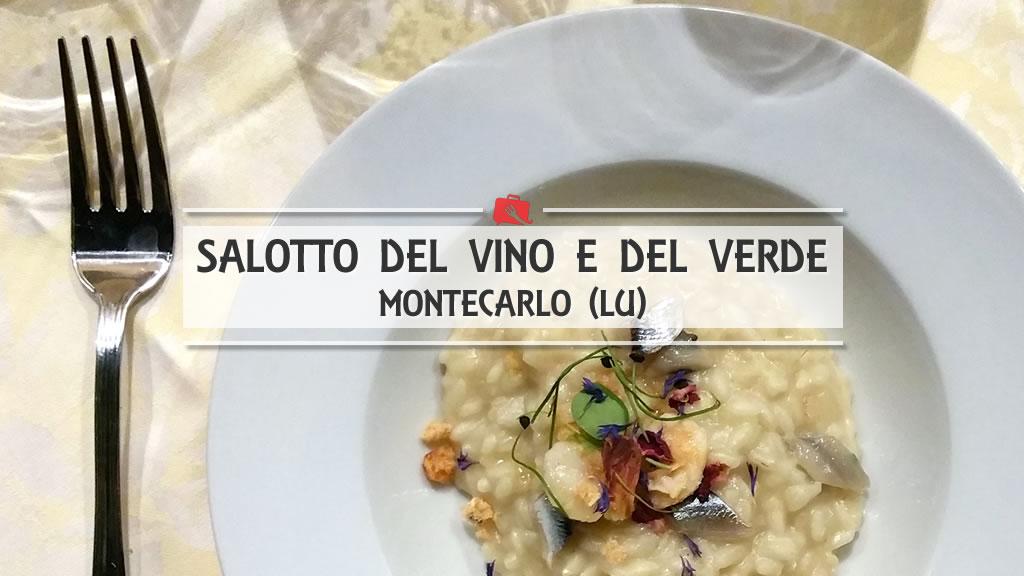 Il Pesce a Montecarlo: Ristorante Forassiepi al Salotto del Vino e del Verde