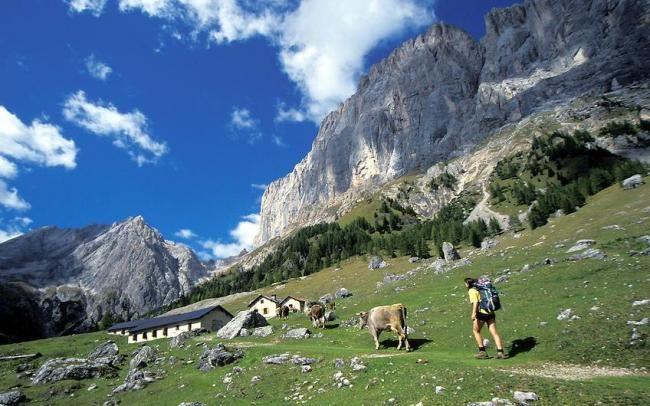 Escursione Valle Ombretta